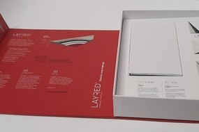 Presentatie doos voor architecten