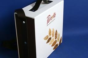 Presentatie doos voor vertegenwoordigers